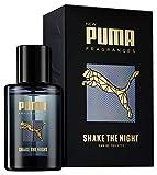Puma Eau de Toilette Natural Spray Vaporisateur Shake The Night , 50 ml