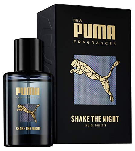 Puma Eau de Toilette Natural Spray Vaporisateur Shake The Night , 50 ml