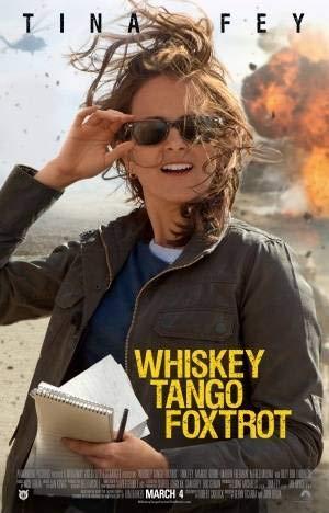 WHISKEY TANGO FOXTROT - Tina Fey - US Imported Movie Wall Poster Print - 30CM X 43CM Brand New
