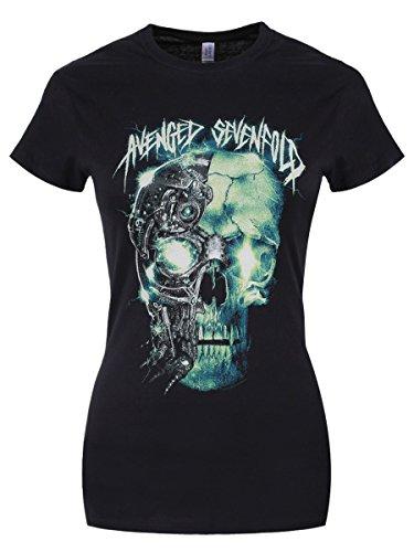 Avenged Sevenfold -  T-shirt - Uomo Black Small