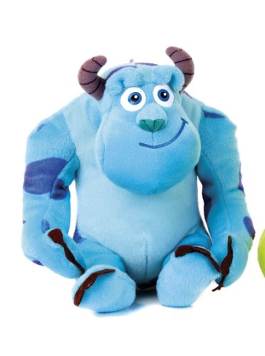 Image of 8 Inch Disney Pixar Monsters Inc Soft Toys - Sulley (K5)