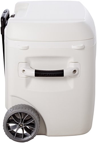 Igloo Kühlbox Marine Breeze Ultra Eisbox mit Rollen 50 QT