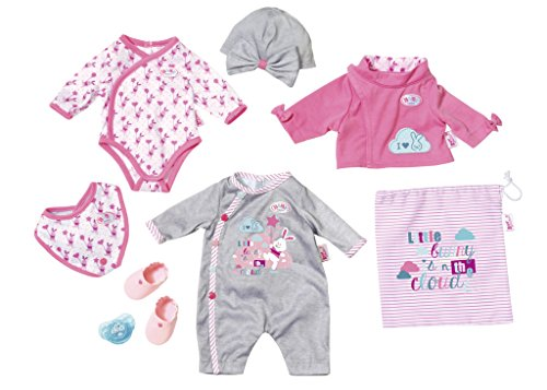 Zapf Creation 823538 - BABY born Deluxe Care and Dress (Kleidung Baby Born)