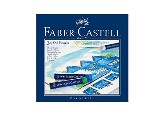 faber-castell-127024-estuche-de-cartn-con-24-ceras-pastel-de-aceite-multicolor