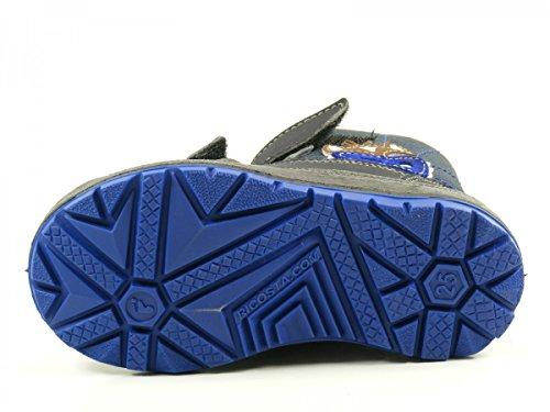 Ricosta 57-32900 Passo Bottes de ski garçon Sympatex Blau