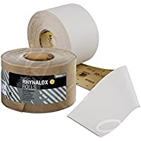 INDASA rhynalox Lija–Rollo (P40–P400)–115mm x 50m/1Pieza