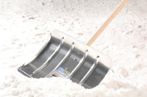 Meister Schneeschieber 500 mm, Aluminium, 9990510 - 2