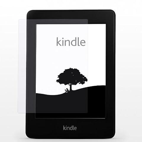 eFabrik Display Schutzfolie für Amazon Kindle Paperwhite Schutz Folie Kristallklar UV Schutz Antibeschlag Transparent