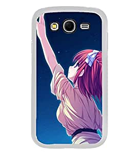 Fuson Designer Back Case Cover for Samsung Galaxy Grand I9082 :: Samsung Galaxy Grand Z I9082Z :: Samsung Galaxy Grand Duos I9080 I9082 (Beautiful Girl Stunning Pretty Lovely Cute)