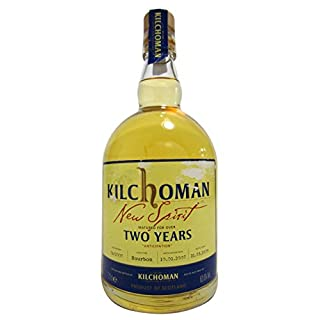 Kilchoman - New Spirit Two Years Anticipation - 2007 2 year old Whisky