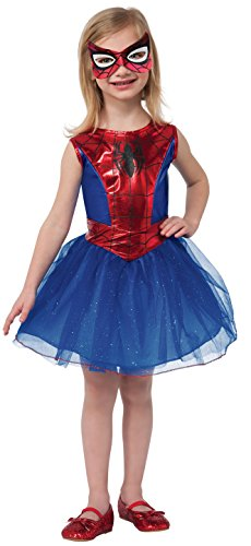 rse Classic Collection Spider-Girl Costume, Child Small by Rubie's (Spider Girl Kostüme Kinder)