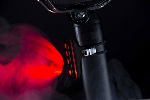 Knog Blinder Road R70 - Luz trasera para bicicleta, Blinder Road R70