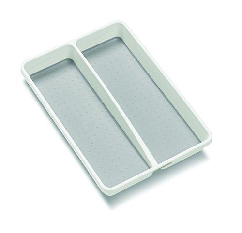 Tray Utensil (madesmart Classic Mini Utensil Tray, White by Made Smart)