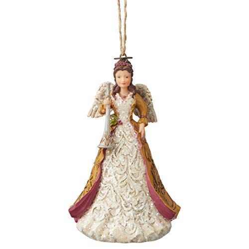 Heartwood Creek by Jim Shore Victorian Angel Hanging Ornament -