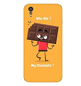 Happoz Designer Cute Cartoon Disney Hard Back Case for HTC Desire 828 D030