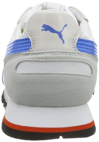 Puma St-runner Wn's, Peu femme Gris - Grau (glacier gray-french blue 01)