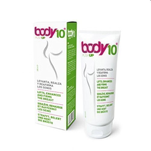 Body10 Breast Lift Creme zur Bruststraffung 200ml
