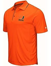 South Carolina Gamecocks NCAA Number One Men's Performance Striped Polo shirt chemise