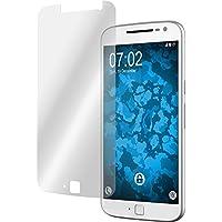 4 x Motorola Moto G4 Plus Pellicola Protettiva chiaro - PhoneNatic Pellicole Protettive