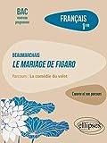 Français, Première. Luvre et son parcours - Beaumarchais, Le mariage de Figaro, parcours