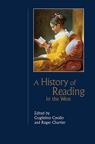 [(A History of Reading in the West)] [Edited by Guglielmo Cavallo ] published on (September, 2004)