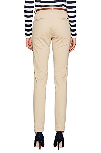 ESPRIT, Pantaloni Donna Beige (Skin Beige 280)