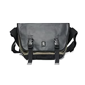 Crumpler Muli Messenger M 11 Zoll Laptoptasche schwarz Tarpaulin/Khaki MUM-M-004