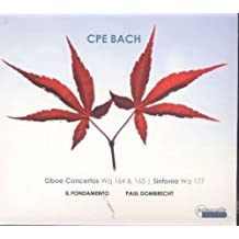 C.P.E. Bach: Oboenkonzerte Wq 164 & Wq 165/Sinfonie e-Moll Wq 177