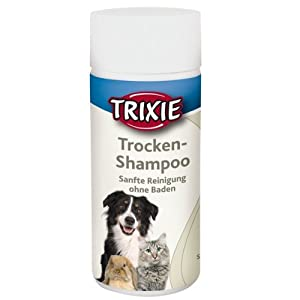 Trixie Dry Shampoo - For Dogs, Cats And Other Small Animals 100 G