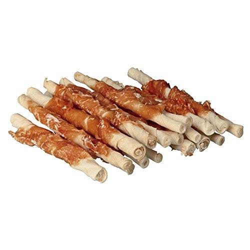 TRIXIE Bastoncini con pollo dentafun 140gr - Snack e biscotti cane ossa