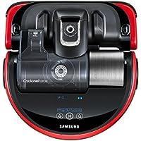 Samsung SR20J9020U Bolsa para el polvo 0.7L Negro, Rojo aspiradora robotizada - Aspiradoras robotizadas (Bolsa para el polvo, Negro, Rojo, LED, 0,7 L, 76 dB, 320 mm/s)