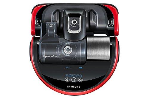 Samsung Staubsauger Powerbot VR20J9020UR/EG *schwarz/r