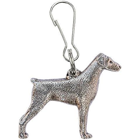 Dobermann Made in UK, Collezione Tiretto Artistici Stile Cani