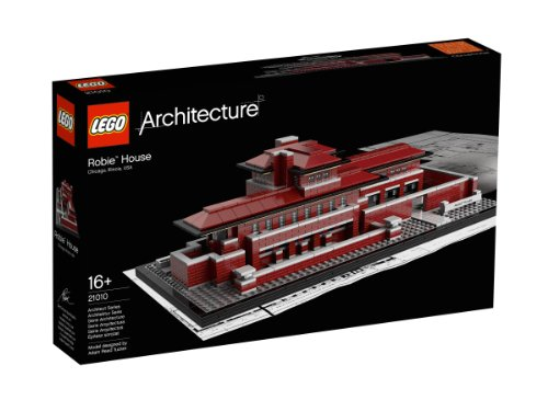 Lego Architecture - Robie House