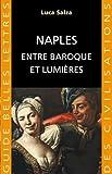 Naples entre Baroque et Lumières