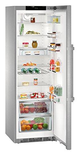 Liebherr skpes 4350Premium autonome 390L A + + + Edelstahl Kühlschrank-Kühlschränke (390L, sn-t, 37dB, A + + +, Edelstahl) -