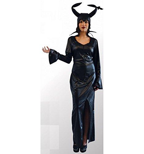 Kostüm Maleficent erwachsenen - (Maleficent'kostüme Kinder Disney)