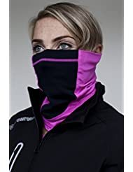 Crewroom Ventilation Snood – Rose – Taille Unique