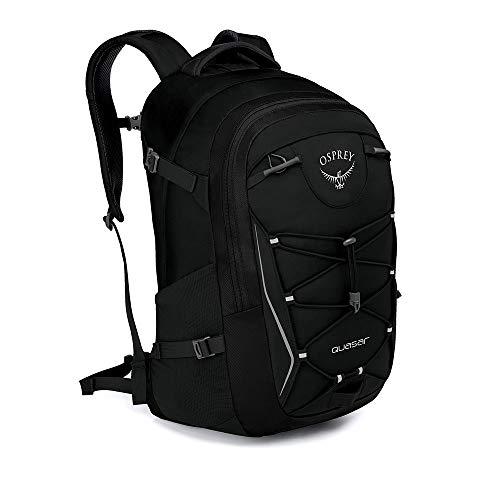 Osprey Quasar 28 Rucksack für Arbeit, Schule und Freizeit, für Männer - Black (O/S) -