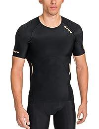 Skins Herren Top A400 Top Short Sleeve