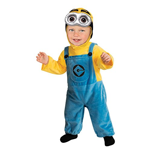 Ich - Einfach Unverbesserlich Kleinkind Minion Dave Kostüm