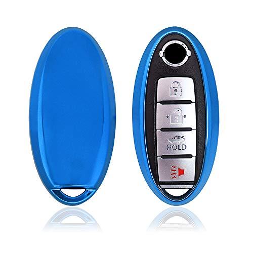 KAKTUS Smart Key Protection Shell Car Key Case for NISSAN & INFINITI Models  (Keyless Go Version Only)
