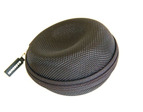 Schwarz-traveler-case (CASEBUDi Reisetasche für Uhren,große Größe,Schwarz)