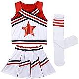 98bb8bcf433b53 Amazon.fr : cheerleader tenue - Enfants / Déguisements : Jeux et Jouets