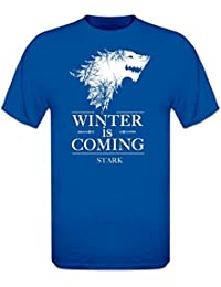 Winter is Coming T-Shirt by Shirtcity