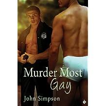Murder Most Gay (Murder Most Gay Series Book 1) (English Edition)
