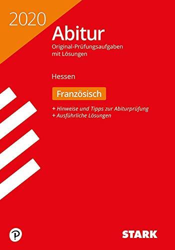 STARK Abiturprüfung Hessen 2020 - Französisch GK/LK