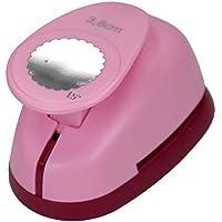 efco–Perforadora de círculo Dentada, Rosa, 37mm