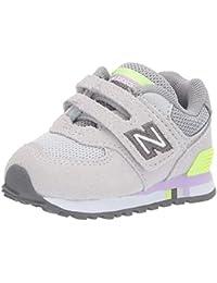 New Balance Baby Girls' 574 Trainers