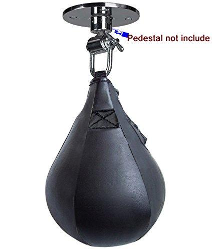 Hikenn Boxing Speed Bag Boxen Kickboxen Fitness Speed Bag Speedball Boxbirne -